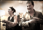 Dimanche 16 juin  «Bloomsday» Philippe Forest & Tiphaine Samoyault
