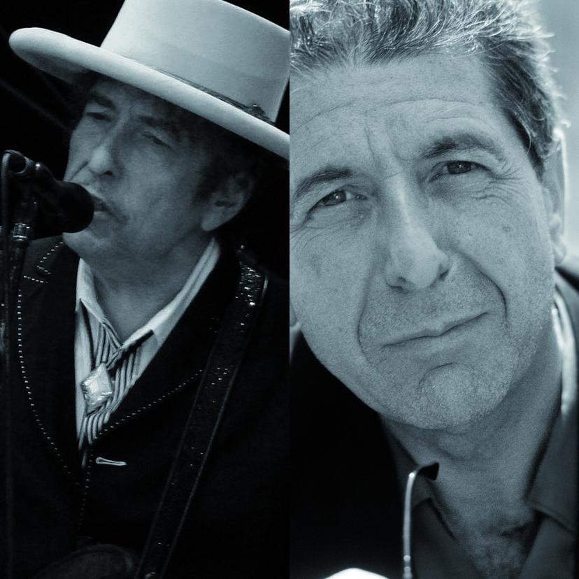 bob dylan leonard cohen par barbara carlotti bertrand belin arthur moriarty www. Black Bedroom Furniture Sets. Home Design Ideas